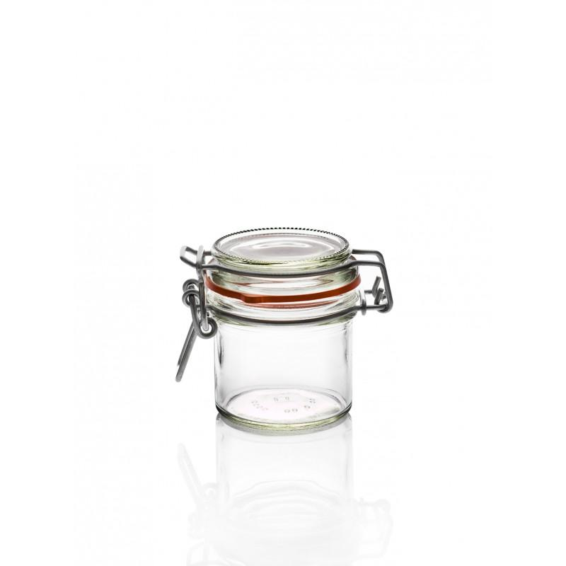 10 guarnizioni per vasi Ermetico 125 e 277 ml - Vasetti Ermetico