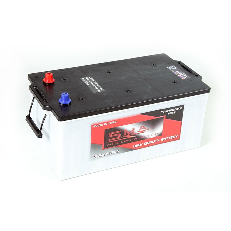 Batteria Autocarro Kover 225Ah - Batterie Avviamento per Veicoli Commerciali pesanti