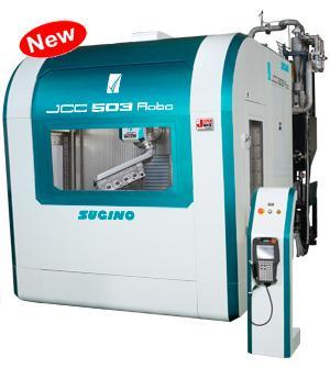 "Jet Clean Center ""JCC 503 Robo"" - CNC Robotic Hand Type Washing Machine"