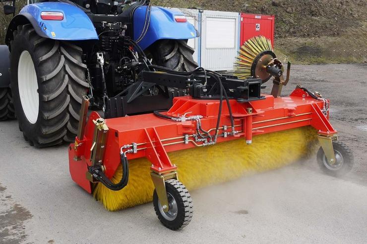 Sweeper  - K 750