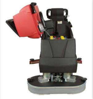 Turbolava Bull 700 - Lavapavimenti a Batteria con autonomia superiore per superfici fino a 2600 mq