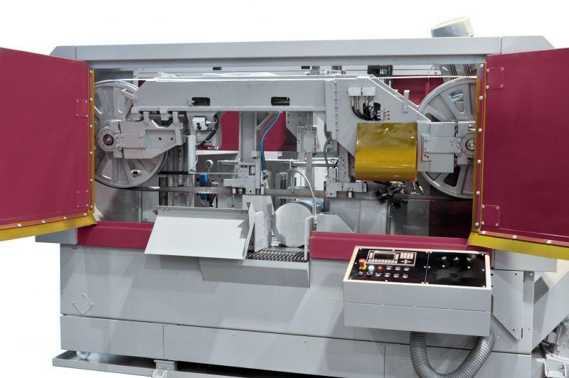 Hochleistungsbandsäge Automat -HBM - Die Schnellsten auch bei härtesten Jobs