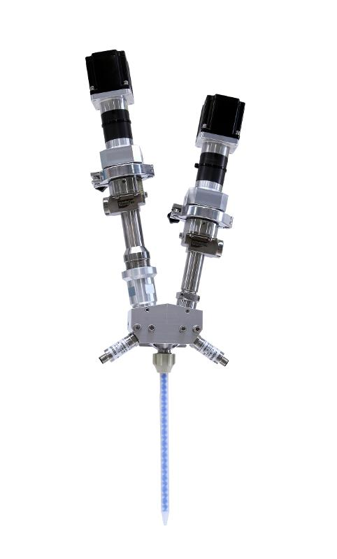 2K-Dosiersystem ViscoDuo-VM - ventilloses, statisches Dosiersystem / Zwei-Komponenten Anwendung