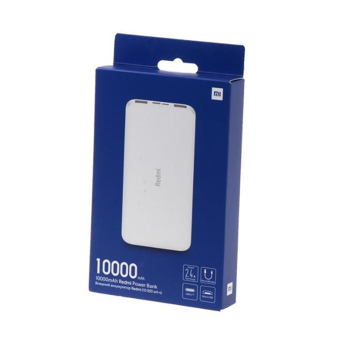 Powerbank de Xiaomi - Powerbank VXN4286GL Redmi 10000 blanc