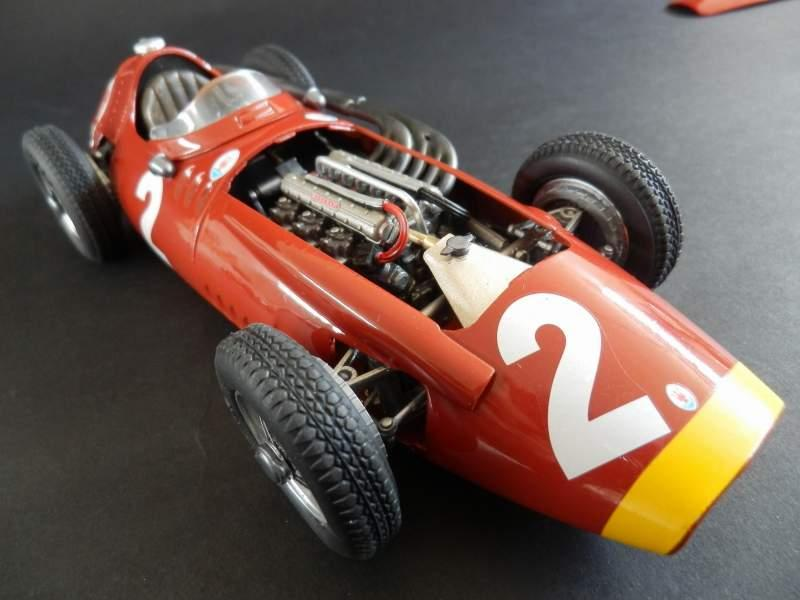 Revival International Maserati 250F - anno 1957 - scala 1:20