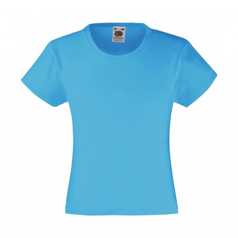 Tee-shirt enfant fille - Manches courtes