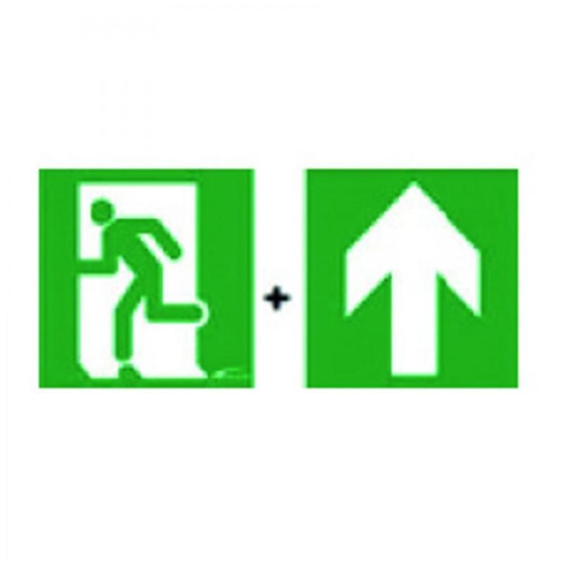 Lot de 10 pictogrammes conformes NF EN ISO 7010. - Sécurité incendie