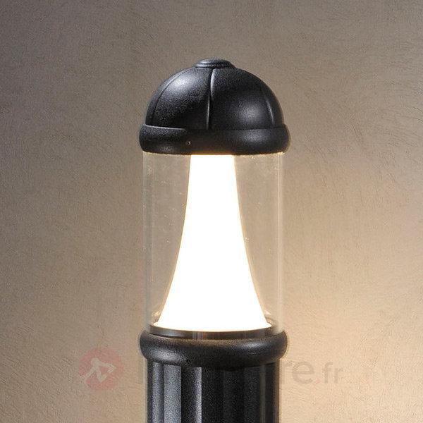 Borne lumineuse LED Sauro 1100, IP55, antichocs - Bornes lumineuses LED
