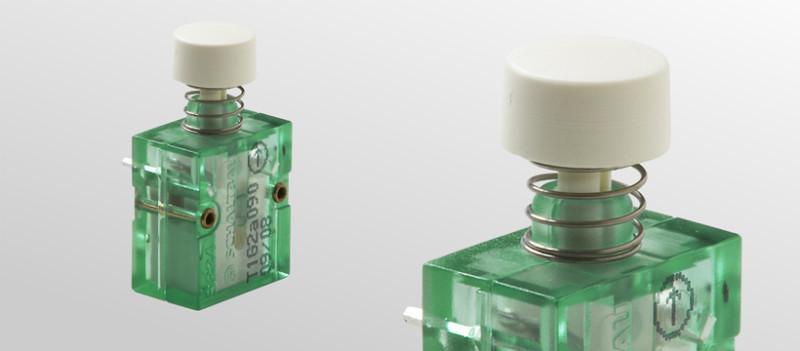 Zustimmungsschalter S834 - Zustimmungsschalter für Handbediengeräte von Industrierobotern