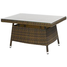 Lounge furniture - Andrea table burned
