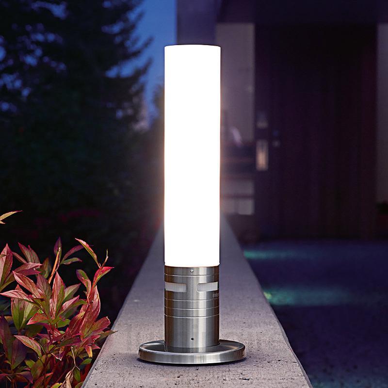 Borne lumineuse LED à capteur GL60 LED - Bornes lumineuses avec détecteur