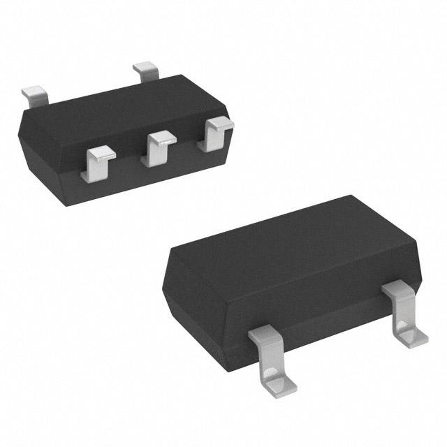 TRANS 2NPN PREBIAS 0.3W MINI5 - Panasonic Electronic Components DMC261010R