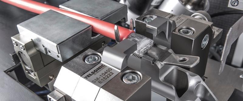 MT8000 PowerWheel® - Metal welding press - The torsional welding process opens up new possibilities
