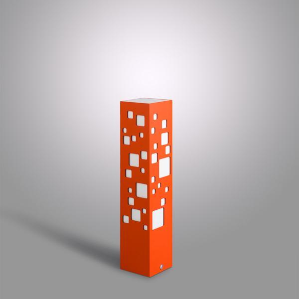 Уличный светильник Tower OC-370 - (orange - exterior lights - outdoor floor lamp)
