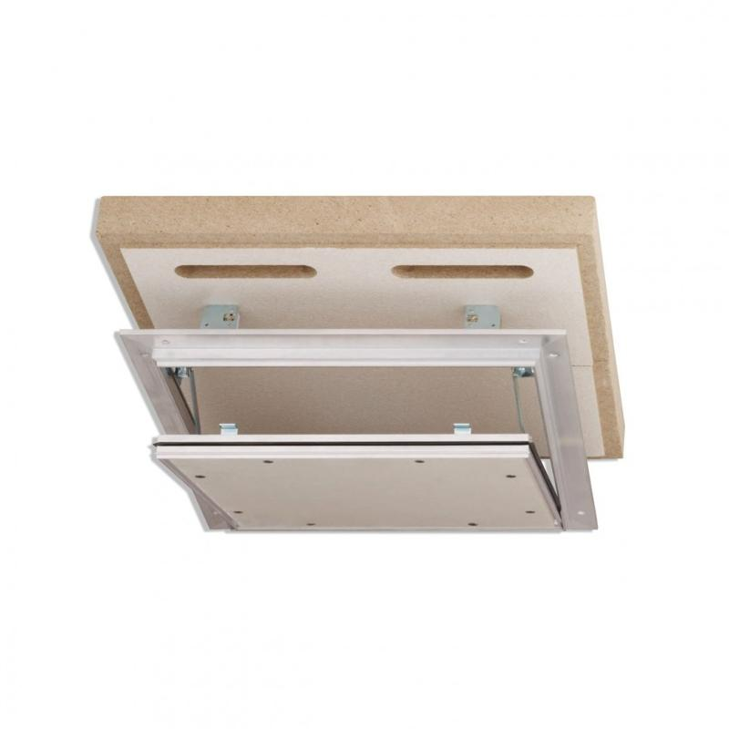 Trappe plafond coupe feu 120 minutes - null