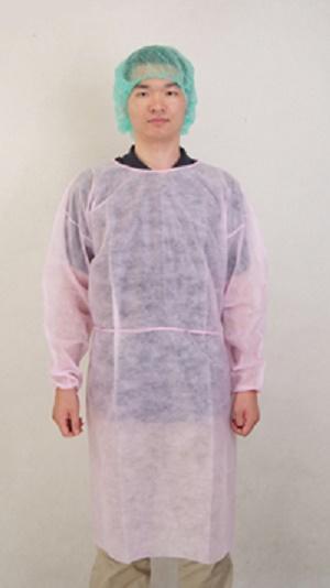 Vestido de aislamiento protector del Ropa del cuerpo