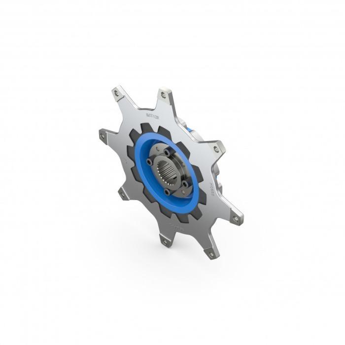 Acoplamiento rígido a la torsión - RCT - Acoplamiento de brida resistente a la torsión para accionamientode la bomba -RCT