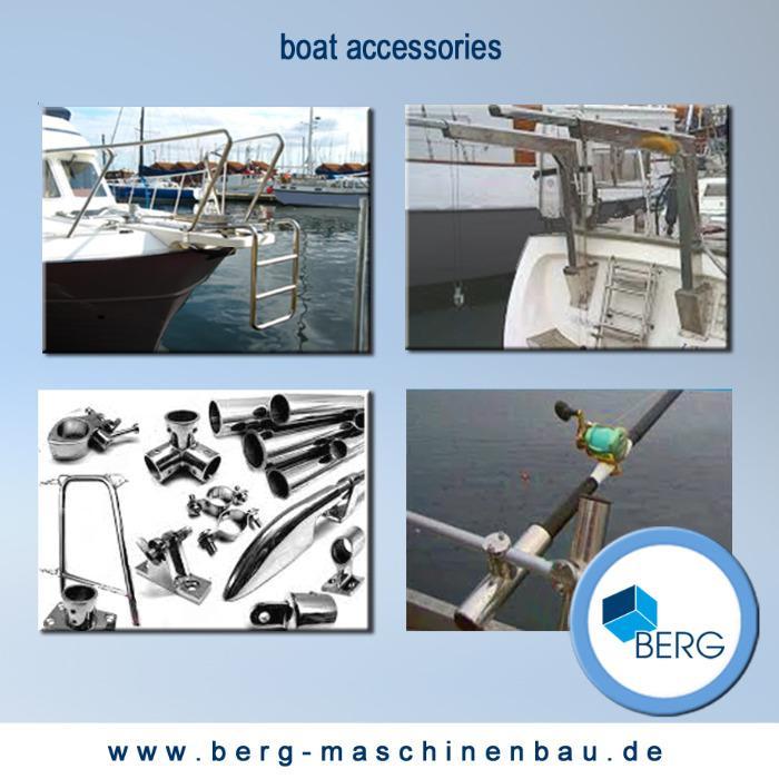 Accessoires et équipements du bateau besoin maritime - Équipements maritime en acier inoxable
