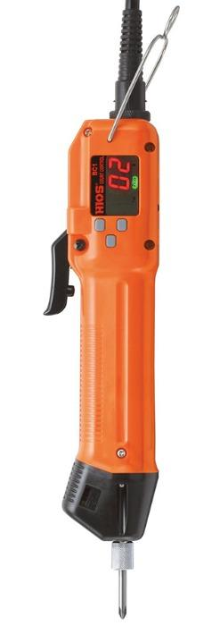 HIOS - Electric screwdriver   - version including built-in screw counting