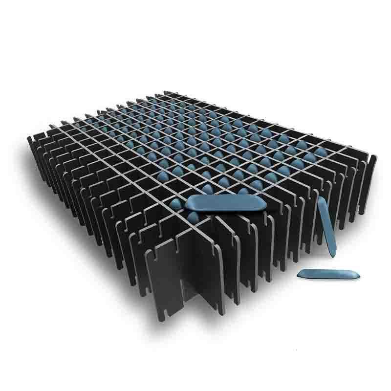 Piezas a medida en Espumas Técnicas - Multitud de materiales y densidades para adaptarse a sus necesidades.