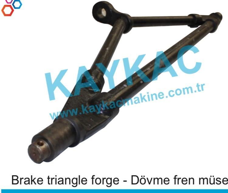 brake triangel  - brake triangel forge
