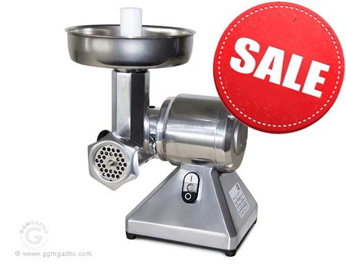 Mincing machine - (SALE) Mincing machine / output 40 kg