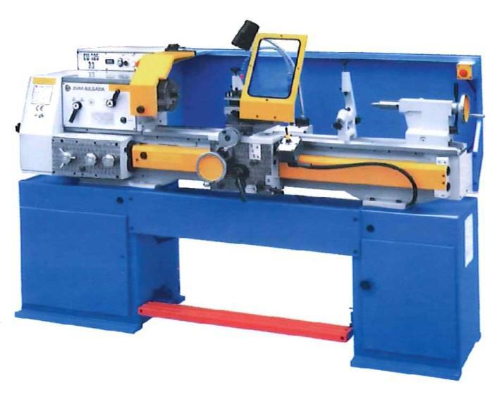 Bulmak - Konventionelle Drehmaschinen - Spitzenhöhe von 165 mm bis 600 mm und max Drehlange von 6.000 mm