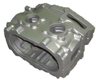 Pump body - 1E596A