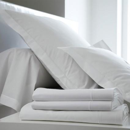 Linge de lit : draps, taies, alèses