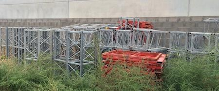 montacargas - Montacargas iza 1500kg de ENCOMAT