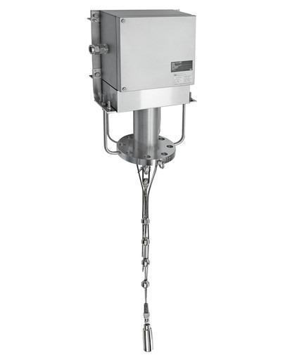 iTHERM TMS31 MultiSens Bundle - Multipoint con cavo metallico flessibile per sili e serbatoi di stoccaggio