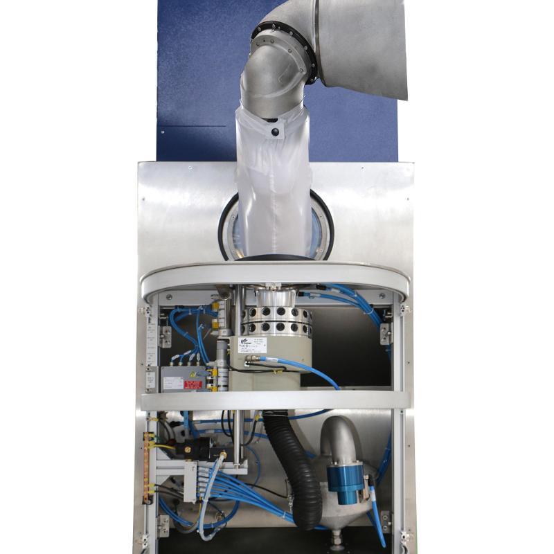 Rinsing Box - Electrostatic