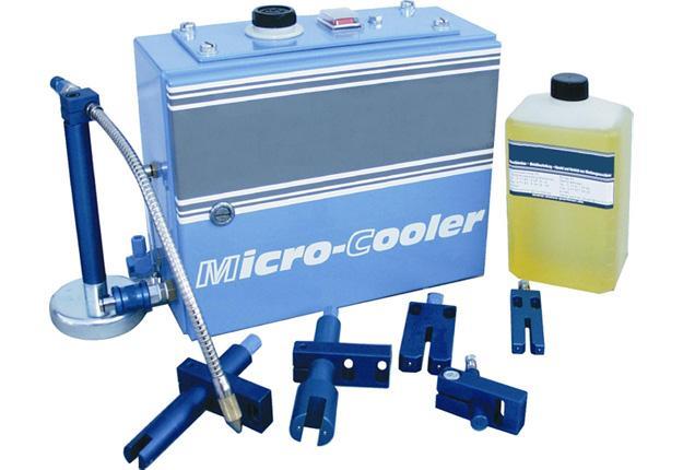 Système de lubrification par micro-pulvérisation - pulvérisation - MICRO COOLER