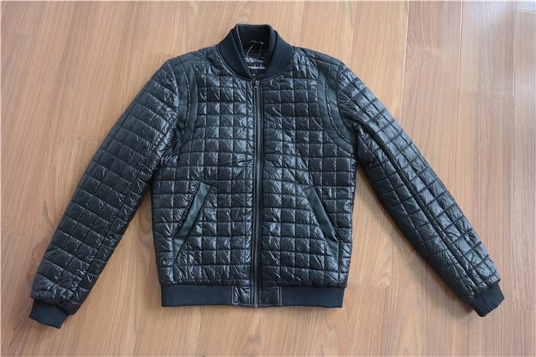 Men's quilting cotton coat jacket for winter YH16-26