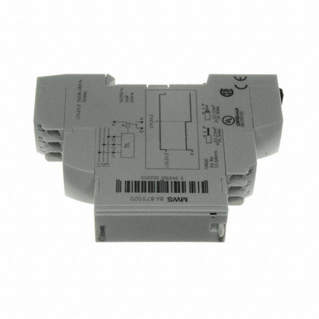 RELAY MONITOR 3PHASE 208-480V - Crouzet 84873020