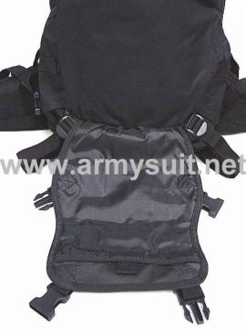 Tactical Molle Patrol Rifle Gear Backpack Bag BK - PNS-PB04