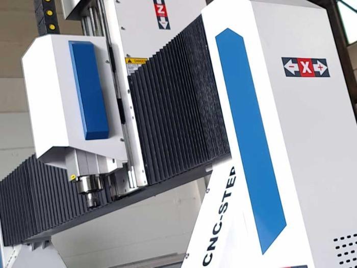 CNC Router T-Rex Servo-2030 - CNC machine with servo motors, zone vacuum table, control panel