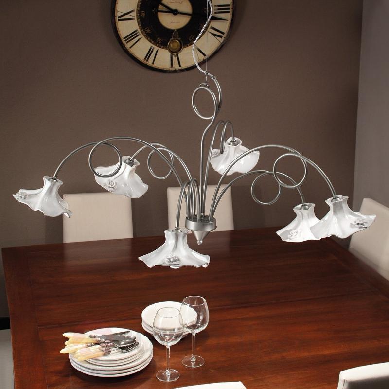Charmante suspension Riccardo, 105 cm - Cuisine et salle à manger