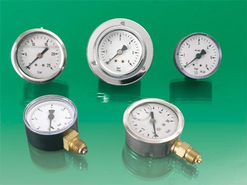 Manometer, Druckmessgeräte - null