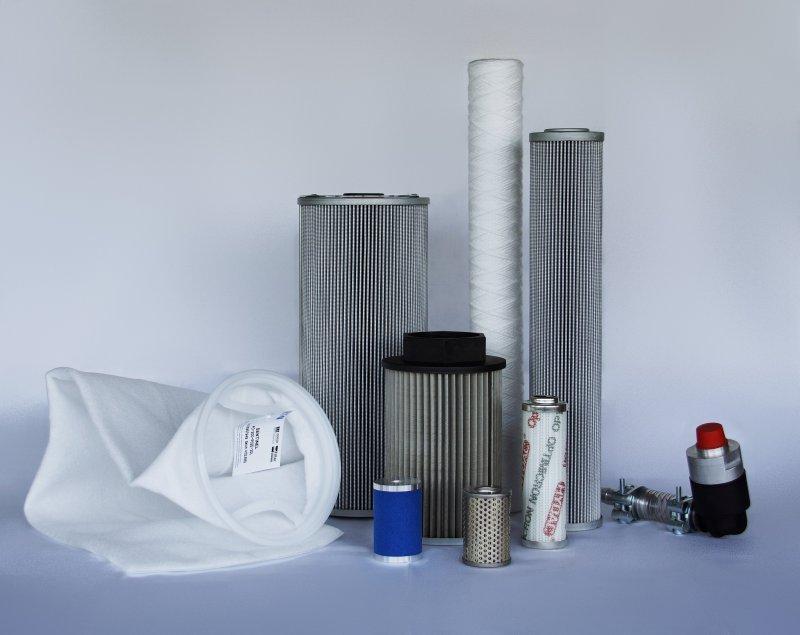 Filtertechnik - Passende Filter rund um Ihre Prozesskette und Anlagentechnik aus einer Hand.