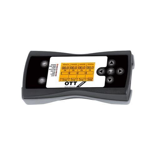 Empfangseinheit Power-Monitor - Empfangseinheit Power-Monitor für Power-Check 2 und Power-Check Magazine