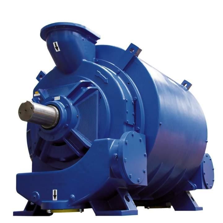 Classic Liquid Ring Vacuum Pumps and Compressors - 904 Vacuum Pumps