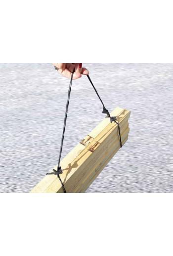 Tendeur élastique EXTRA long 40cm lot de10 - Attache élastique