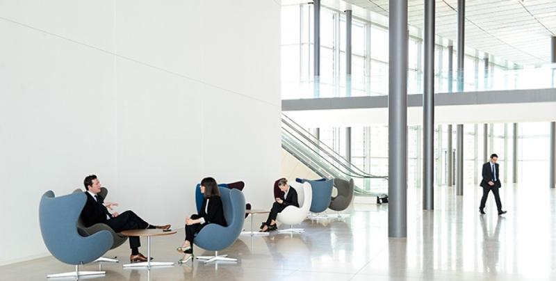 Foyers 1 et 2 - European Convention Center  - Service Evenementiel