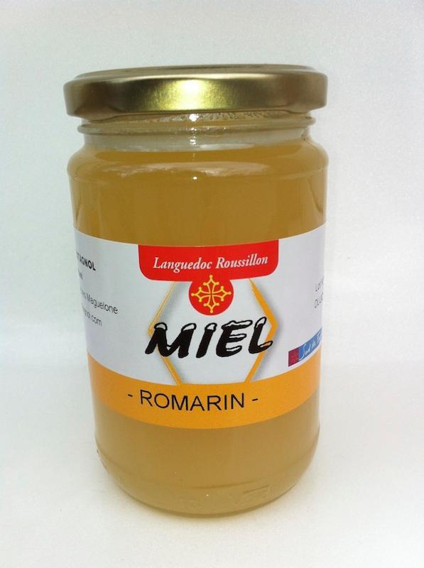 Miel de Romarin 400g - Épicerie sucrée