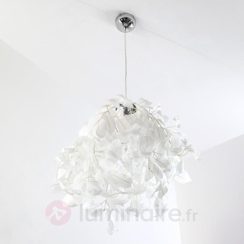 Suspension blanche Leaves - Cuisine et salle à manger