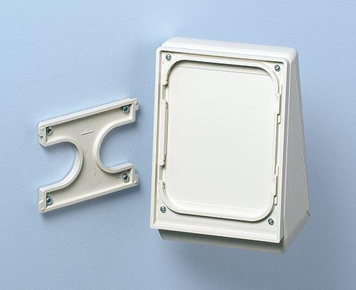 Unitec - Dual Face Sloping Front Enclosures
