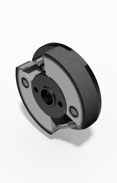 Centrifugal clutches without housing - Centrifugal clutches without housing