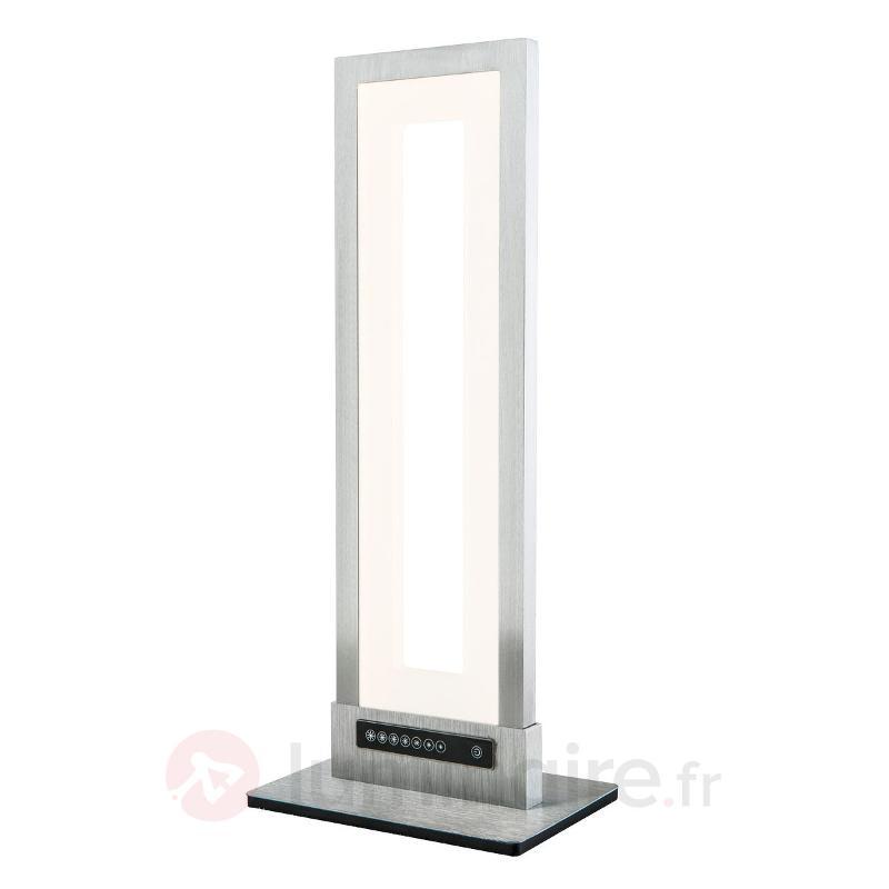 Lampe à poser moderne Jano avec variateur - Lampes à poser LED