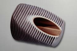 Process heat exchangers - Aluminium finned tubes